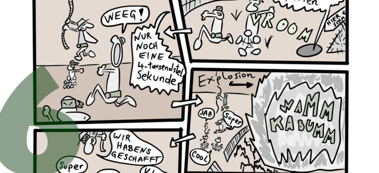 Comic: CRAZY TURTLES Sonderheft