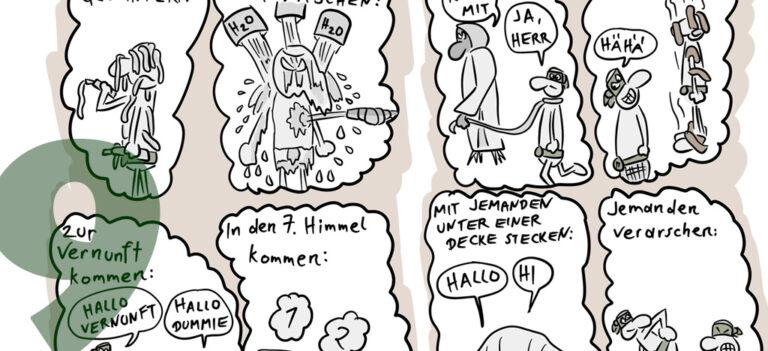 Comic: CRAZY TURTLES – Sachen zum Lachen 2